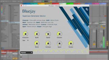 Puremagnetik Bluejay - Supersaw für den Rechner
