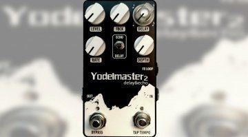 Servus Pedals Yodelmaster 2 Effekt PEdal Delay Echo