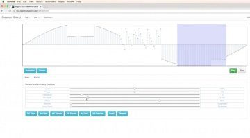 Sound im Browser malen mit Sheets of Sound SCW Editor - kostenlos!