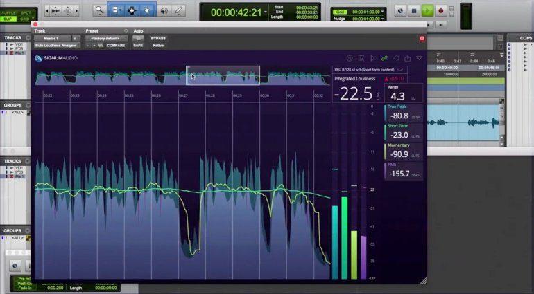 Signum Audio Bute Analyser - schön aber teuer
