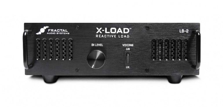 Fractal Audio X-Load LB-2 Front