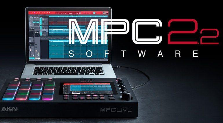 AKAI MPC 2.2 Update öffnet die Pforten für Hardware