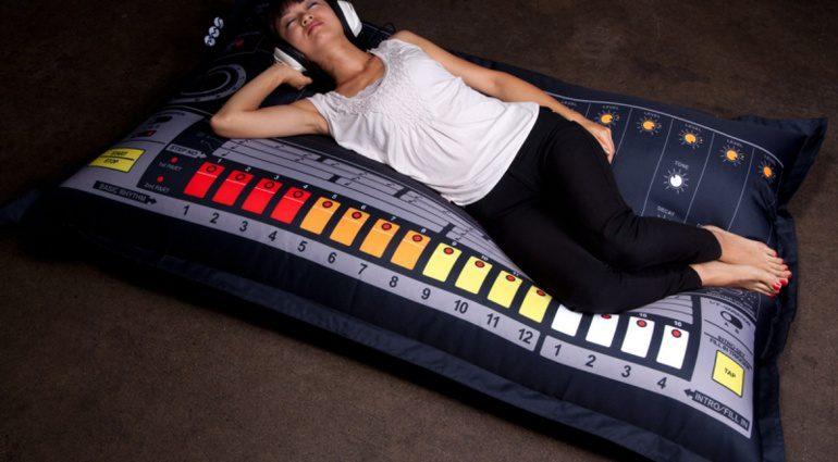 Roland TR-808 Beanbag