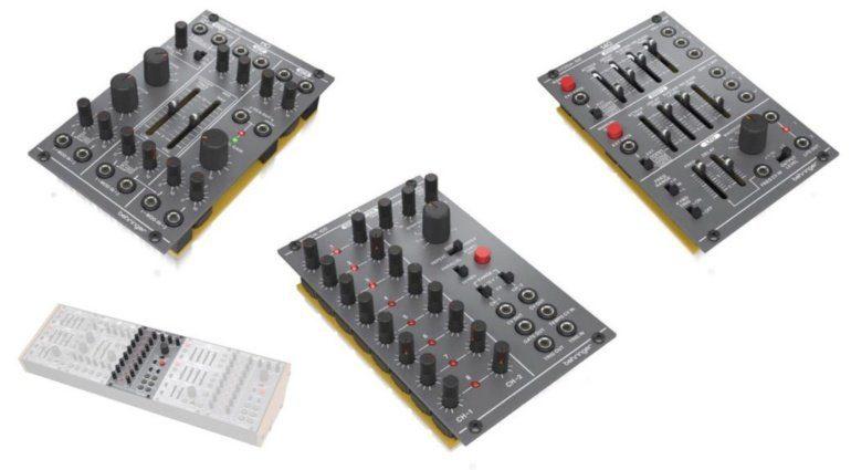 Behringer modular roland clones