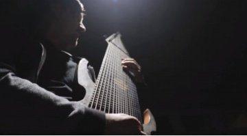 Djent2018 Jared Dines E-Gitarre Ormsby