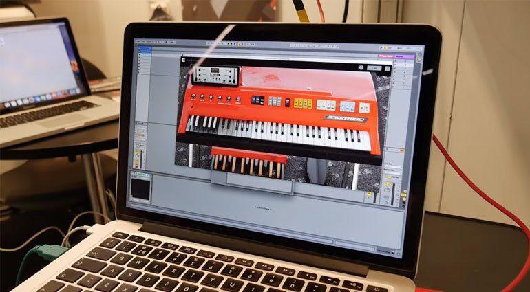 Musikmesse 2018: Elka Panther - die unbekannte Orgel wird wiederbelebt