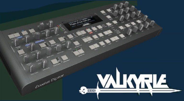 Exodus Digital Valkyrie
