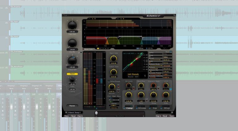 Flux Alchemist V3 Deal Teaser Studio One