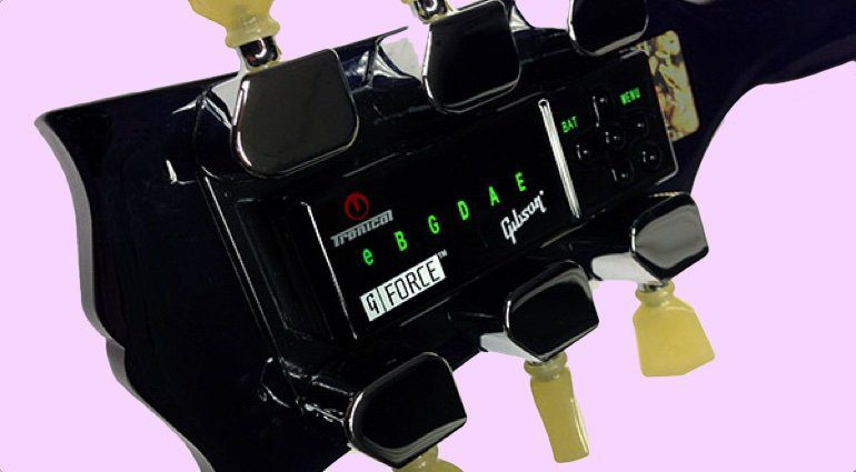 Gibson Tronical G-Force Tuner Klage