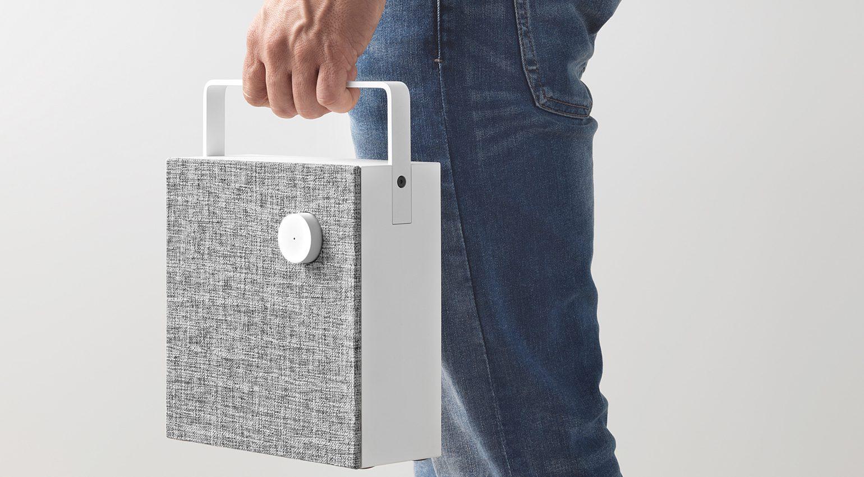 ikea verkauft eigenen eneby bluetooth lautsprecher im 12 inch format. Black Bedroom Furniture Sets. Home Design Ideas