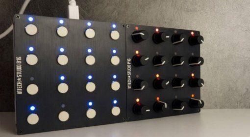 intech grid controller