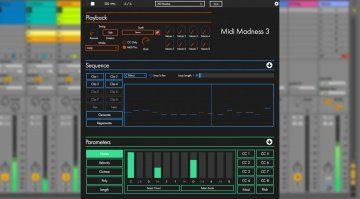 MIDI Madness 3 für noch mehr Kreativität