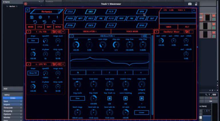 MOK Waverazor Editor Version veröffentlicht!