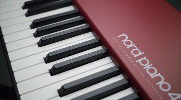 Musikmesse 2018: Nord Piano 4 - die Legende wird legendärer