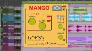 Ploytec Mango lässt den Sound fruchtiger klingen