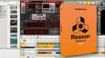 Propellerhead Reason 10 Intro