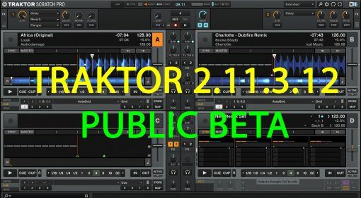 Native Instruments lädt zum Traktor Public Beta Test ein