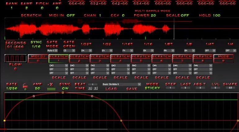 Scratch Master Pro von United Audio Artists / Michael O´Hagan Music