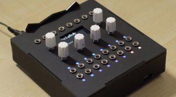 Magus, der programmierbare Modular Synthesizer