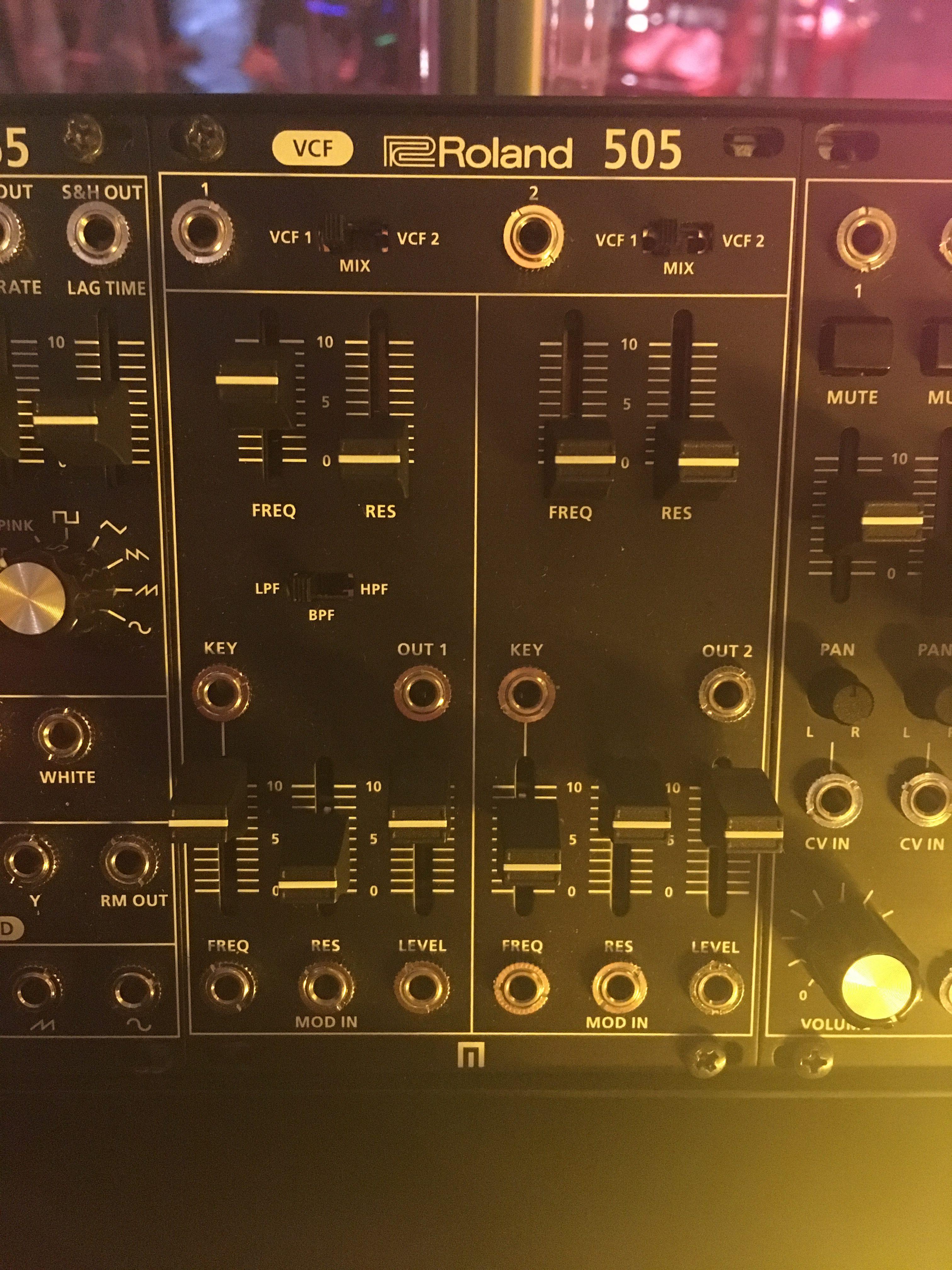 Roland System 500 Leak V2.0