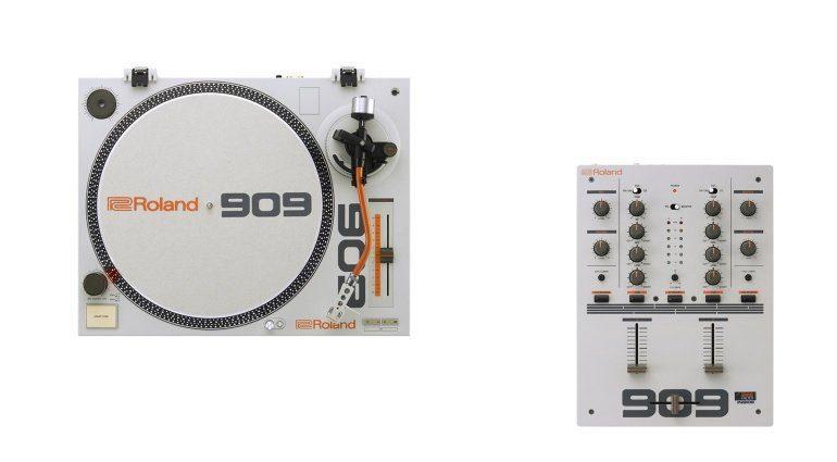 Roland TT-99 und DJ-99