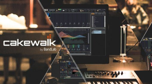 Sonar Cakewalk by Bandlab Freeware kostenlos TEaser