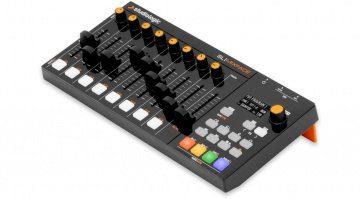 NAMM 2019: StudioLogic SL Mixface USB-MIDI-Controller