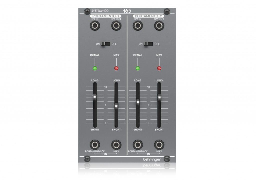 SYSTEM 100M 165_Dual_Portamento_Controller