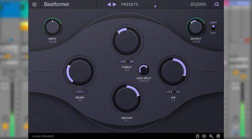 Accusonus Beatformer - All-in-one Tool für den besseren Beat