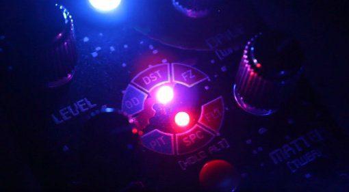 Alexander Pedals Defender Stargate Drive Pedal lose Up