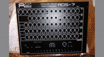 AVR Drumsynth ADS7