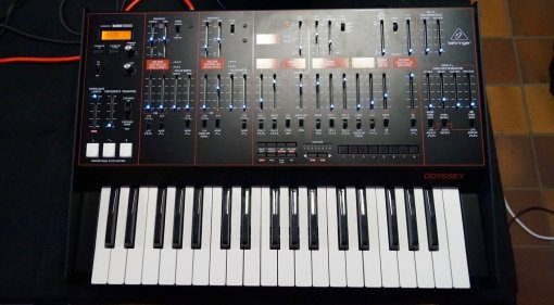 Behringer Odyssey Synthesizer Superbooth 2018