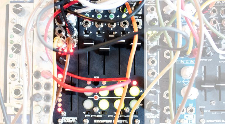 Superbooth 2018: Casper Electronics Bastl Module