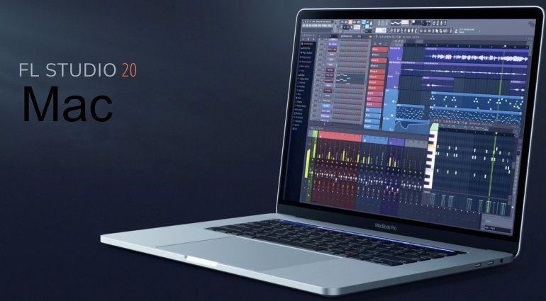 FL Studio 20 Mac