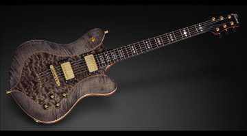 Framus William DuVall Talisman Signature Custom Shop Masterbuilt