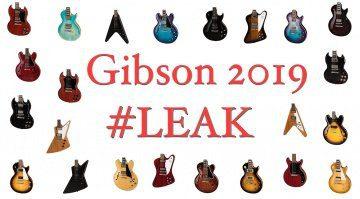 Gibson 2019 LEAK Teaser