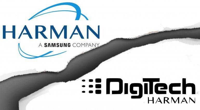 Harman feuert DOD/DigiTech Team