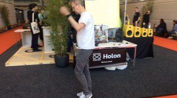 Superbooth 2018: Holonic Systems Holon bringt Bewegung zum Modulieren