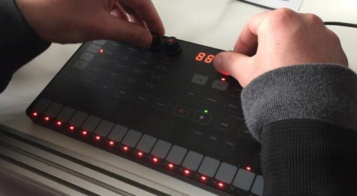 IK Multimedia UNO Synthesizer Hands On Superbooth