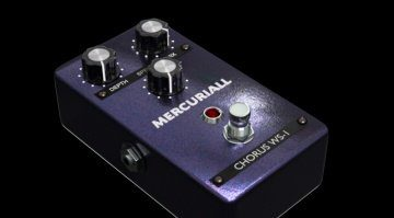 Mercuriall Audio WS 1 Chorus plug in