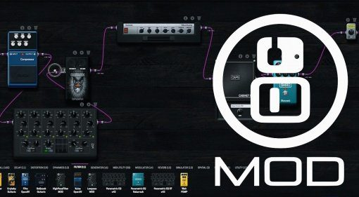 Mod Duo Marketplace Teaser Pedal