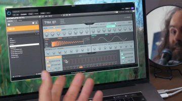 Native Instruments bringt mehr Kick und Bass mit TRK-01