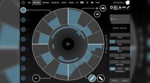 Patterning 2 ist eine außergewöhnliche iOS Drummachine