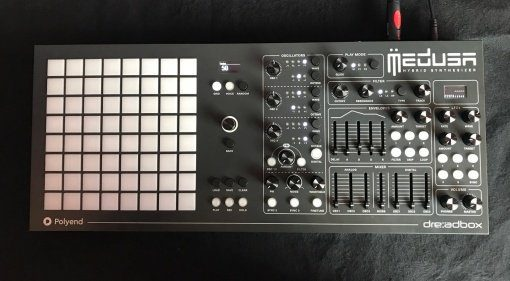 Polyend Dreadbox Medusa Hybrid Synthesizer