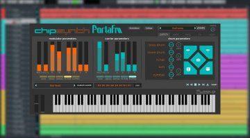 Plogue chipsynth PortaFM - der Yamaha FM-Synthesizer im Rechner