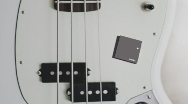 Sensi M MIDI Controller Modular on Bass