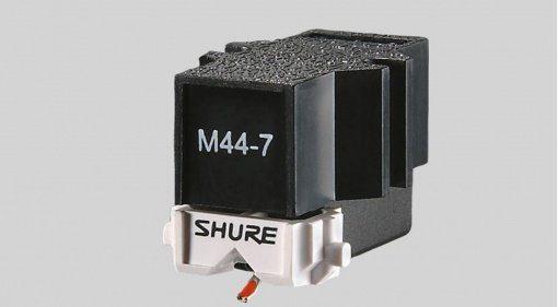 Shure M44-7, der Klassiker unter den DJ-Tonabnehmern