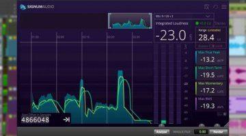 Signum Audio veröffentlicht Bute Loudness Suite