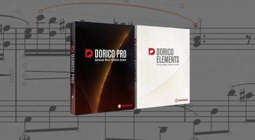 Steinberg Dorico 2 Pro Elements Notation Editor Teaser