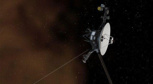 Raumsonde Voyager 1